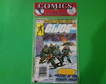 G.I. Joe Comics, 1980's