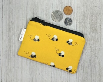 African Safari Animal Skin Womens Canvas Coin Purse Mini Change Wallet Pouch-Card Holder Phone Wallet Storage Bag,Pencil Pen Case
