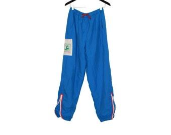 80s Vintage Jogging Pants - Vintage Clothing