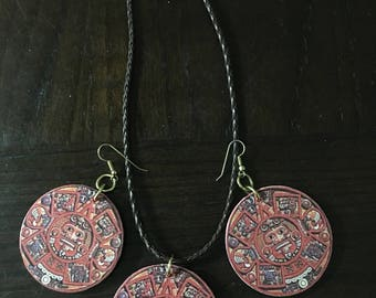 Tonatiuh - Azteca
