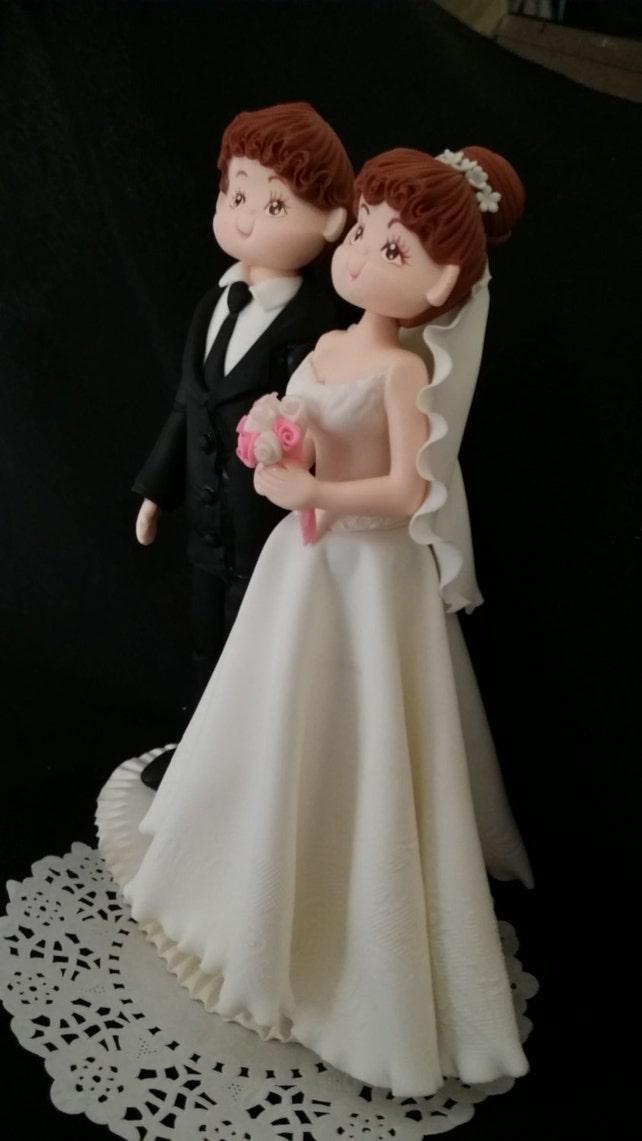 Wedding Cake Topper Bride Groom Cake Topper Bride Groom For Cake