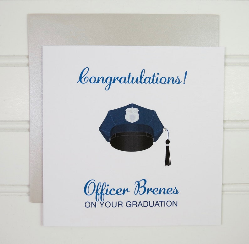 Military Graduation Card Custom Card for the Graduate Army image 0