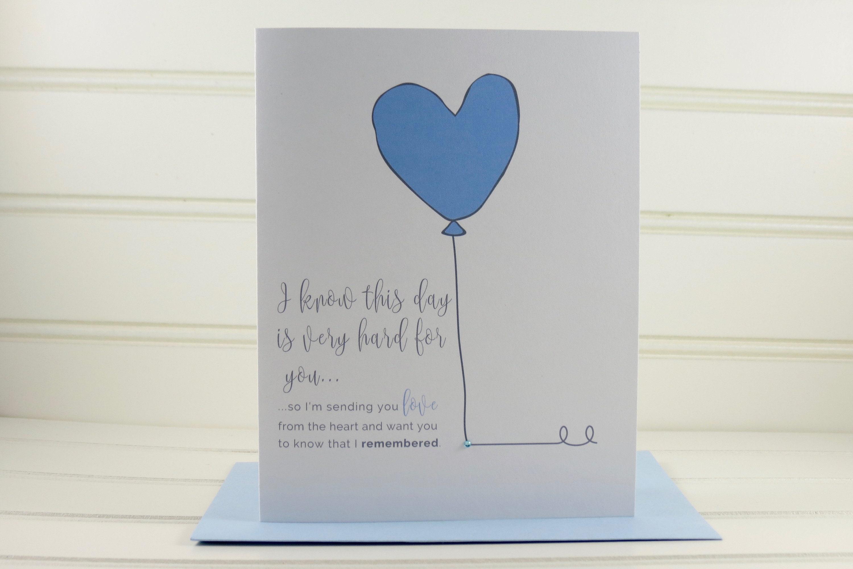 Grief Card, Memorial Anniversary Card, Death Anniversary Card, Sympathy  Card, Bereavement Card, Condolence Card, Loss Card, Memorial Card Pertaining To Death Anniversary Cards Templates