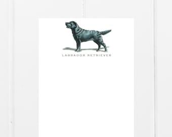 Labrador Note Cards Labrador Gifts Labrador Mom Labrador Stationery Labrador Notepad Labrador Retriever Card