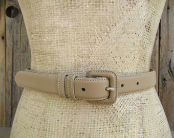 Nude waist belt | Etsy