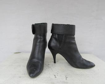 6ecf90af61413 80s granny boots   Etsy