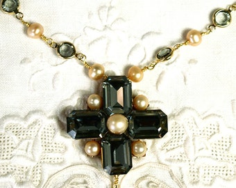 Cheapside Hoard Inspired Necklace