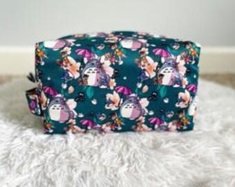 Custom Cloth diaper pod Labyrinth wetbag