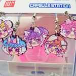 Gacha Girls Charms - Series 2 - Decoramimi Blind Bag - Dog Bear Kitty Mouse Bunny Neko Usagi Kuma Doggo Inu Phone Charm Keyring