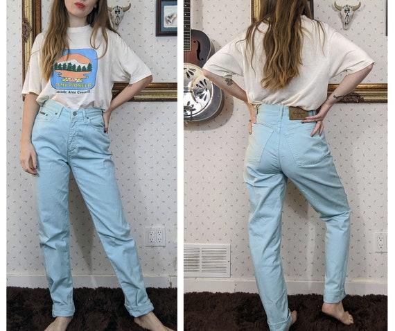 VINTAGE 90's // HIGH WAIST Calvin Klein Jeans