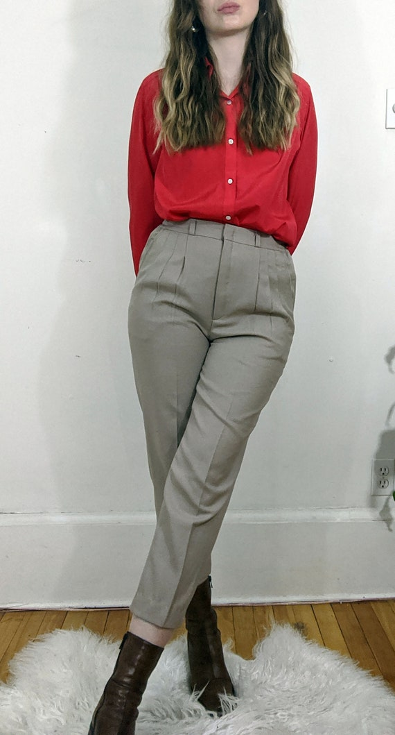Vintage VALENTINO Riding Pants