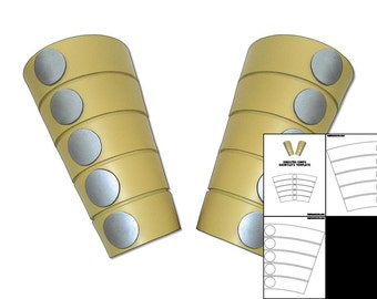 Template for Sinestro Corps Gauntlets