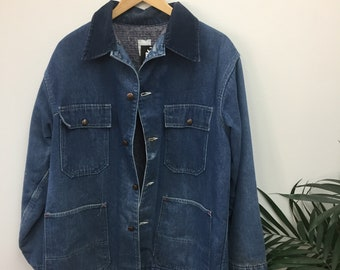 c861e550f4262 Vintage JCPenney s Big Mac Jean Jacket