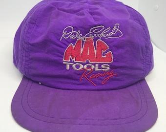 VTG Purple Mac Tools Dale Earnhardt Racing lightweight snapback hat