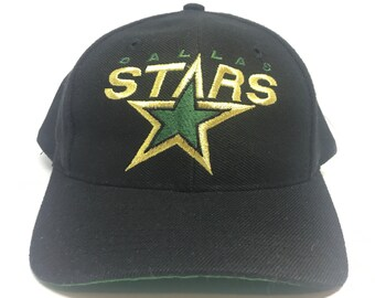 VTG Dallas Stars Black snapback ... a59777ac0
