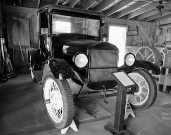 Model T Photograph