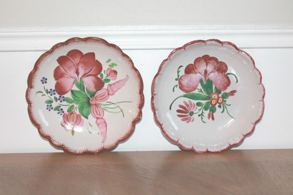 Decorative Wall Plates For Hanging: Wall Plates French Wall Decor Wall Hanging Wall Art Wall