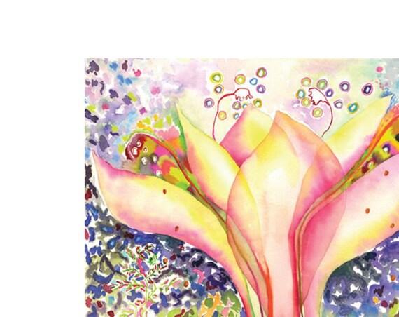 Spring Aria - Giclee Print