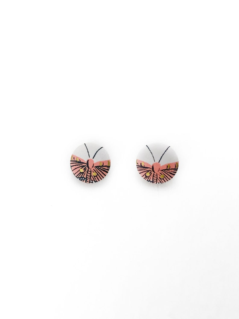 Rifle Paper Co Butterfly Novelty Earrings image 0