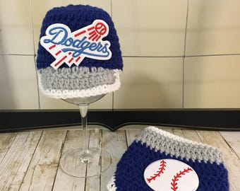 Dodgers Baby Clothes Etsy