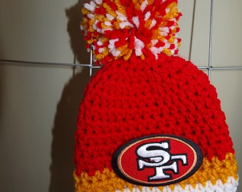 f4ad6053c54 San Francisco 49ers hat