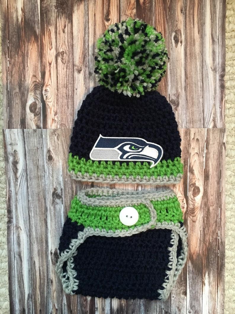 21053612 Seattle Seahawks baby hat, Seattle Seahawks football newborn hat, baby  Seattle Seahawks hats, Seahawks baby hat and photo prop boys Seahawks