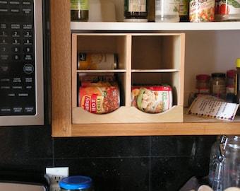 Can Food storage Can Organizer