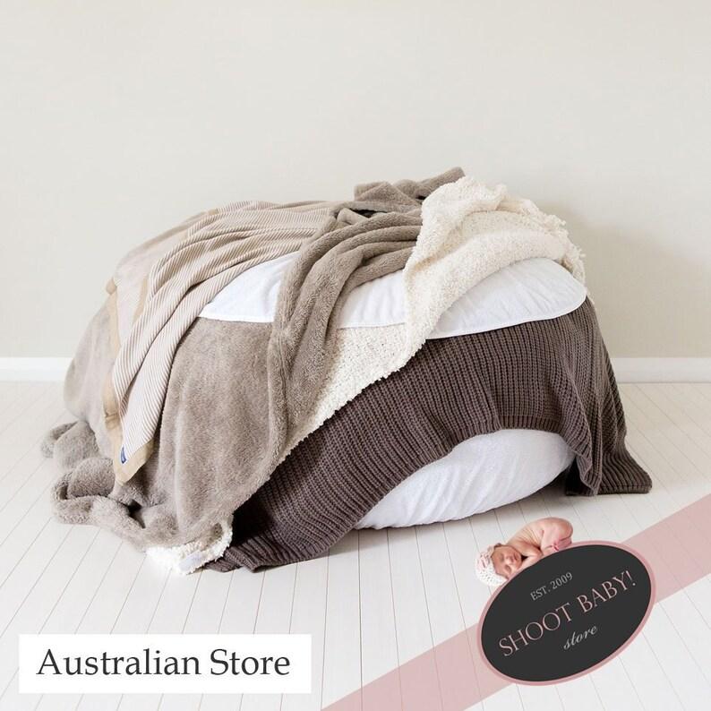 Waterproof Pads for Newborn Posing Beanbag AUSTRALIAN Store image 0