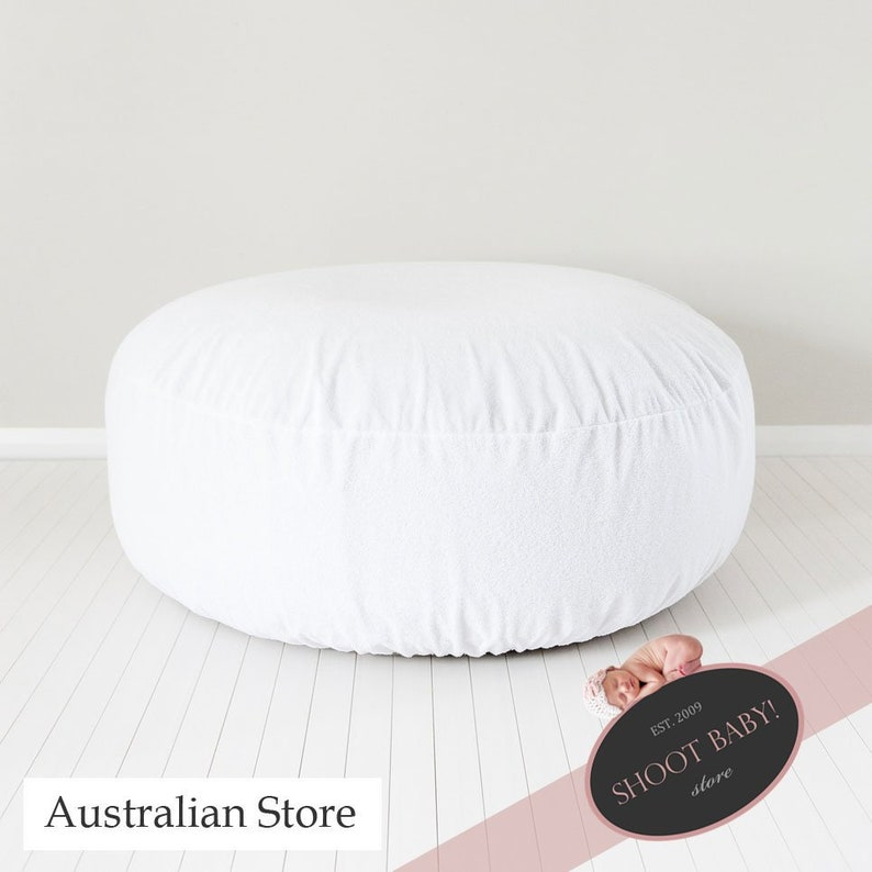 Waterproof Cover for Newborn Posing Beanbag AUSTRALIAN Store image 0