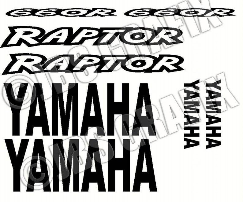 Yamaha Blaster Graphics