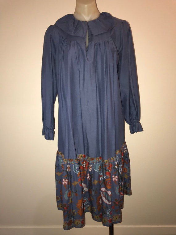 Miss One One One Sydney vintage 1980s 80s rayon sm