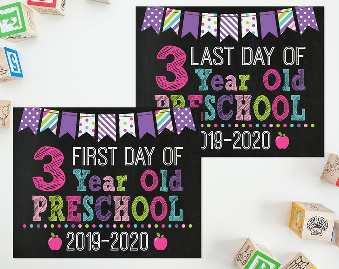 School Printable Signs