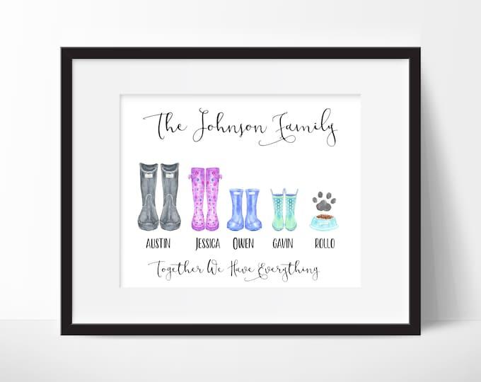 Friends & Family Prints