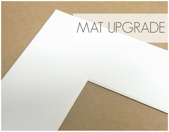 upgrade add a mat to 8x10 prints photo print mat mat with etsy