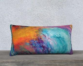 Success, cushion cover 24 x 12