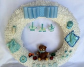 Gum Paste Handmade Baby B...
