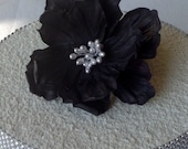 Fondant Wedding Black Peo...