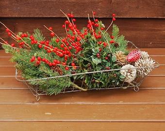 Vintage easter basket gifts etsy negle Images