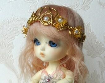 Headband headband for lati yellow, pukifee, tiny Delf, Jolly, kikipop for BJD Tiny 5/6/7 Inch