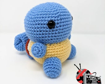 Squirtle Chibi Doll *various sizes*