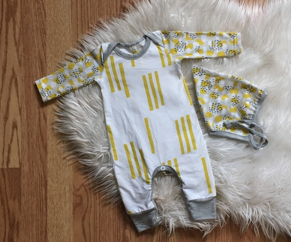 a19974df0 Newborn boy coming home outfit spring modern baby going