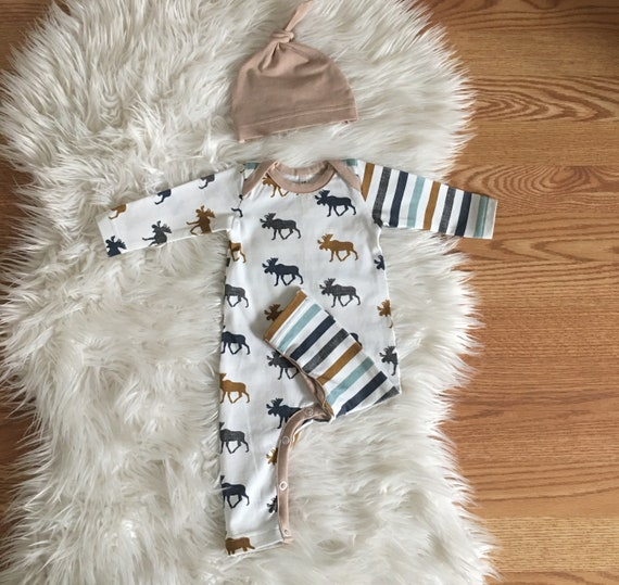 816e18929 Newborn boy coming home outfit going home baby take home