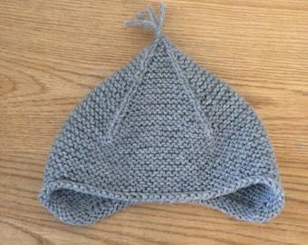 Grey Kids Knit Hat  20de2b2777f9