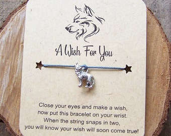 FAADBUK Funny Wolfes Bracelet Animal Lover Gift Just A Girl Who Loves Wolfes Jewelry Bracelet Wolfes Lover Gift Wolfes Jewelry
