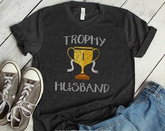 Funny Trophy Husband Shirt a995d3575