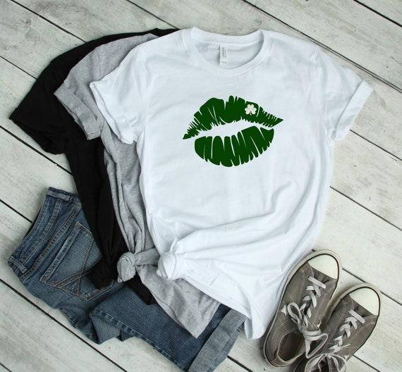 St Patrick/'s Day the luck of the irish ireland t shirt Irish Paddy Shirt x store