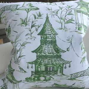 Sand Velvet Bolster Pillow Cover with Greek Key Trim Coordinating Sand Backing Choose Size Option