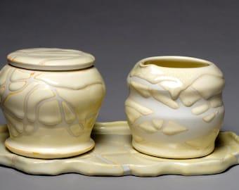 Porcelain Creamer Set, Serendipity