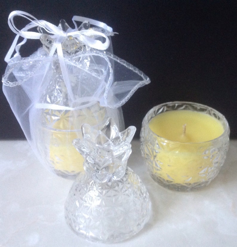 Citrus Bliss OzSoy Candle Scented Candles Hand apoured image 0