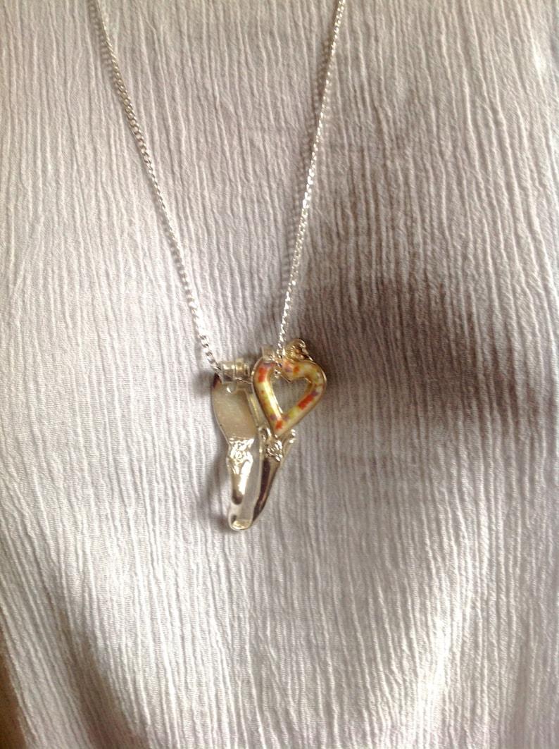 Silver Cultery Jewellery-Fashion Jewellery-Handmade image 0